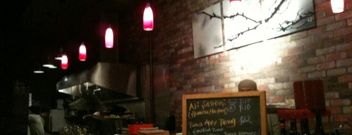 Juno Vancouver Sushi Bistro is one of Danielle : понравившиеся места.