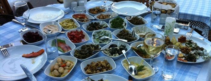 Giritli Restaurant is one of yenilesii.