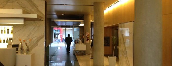 Vista Sol Buenos Aires Design Hotel is one of Tempat yang Disukai Teramente.