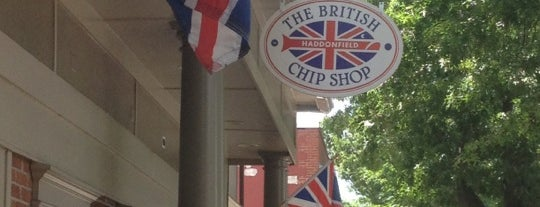 The British Chip Shop is one of Lugares guardados de Jennifer.