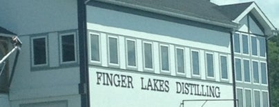 Finger Lakes Distilling is one of Tempat yang Disukai Andy.