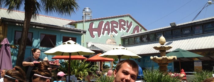 Harry A's is one of Places From T.V. Shows.