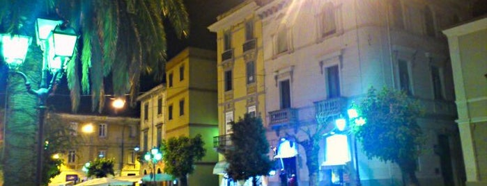 Piazza Regina Margherita is one of Sardegna, maggio 2013.