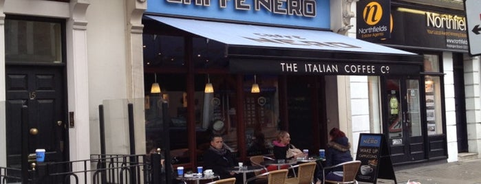Caffè Nero is one of Londres.