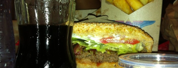 BurgerFuel is one of Where, When & Who List-1!.