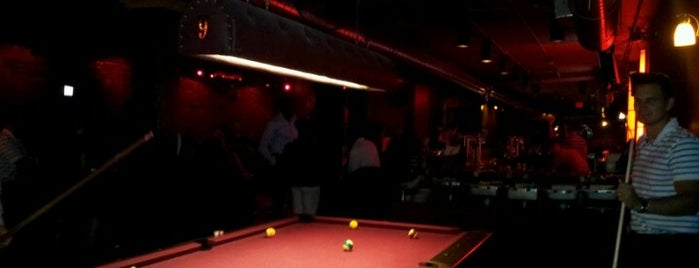 Buffalo Billiards is one of Old City.
