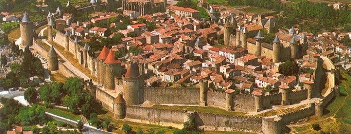 Hotel Central Carcassonne is one of สถานที่ที่ Duarte ถูกใจ.