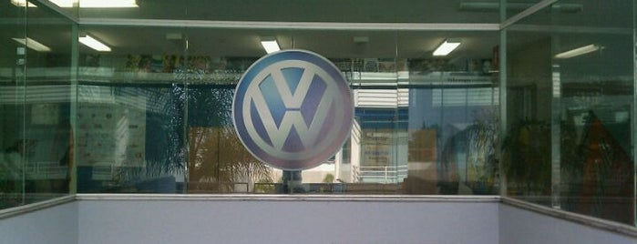 Centro de Idiomas VW is one of Beatríz : понравившиеся места.