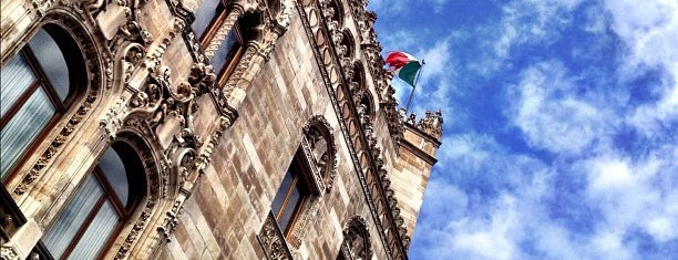 Quinta Casa de Correos (Palacio Postal) is one of Thigs to do in Mexico city.