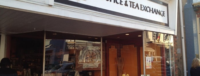 The Spice & Tea Exchange of Annapolis is one of Favorites.