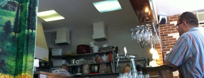 Zalogajnica Tavolino is one of Za posjetiti.