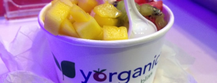 Yorganic is one of Juice Bars NY.