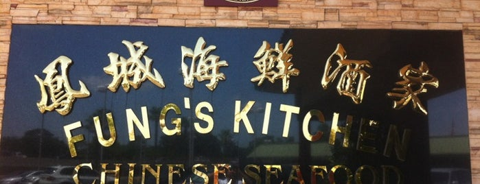 Fung's Kitchen is one of Tempat yang Disukai Chuck.