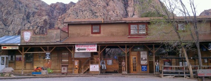 Bonnie Springs Ranch is one of Vegas Bound Bitches 13'.
