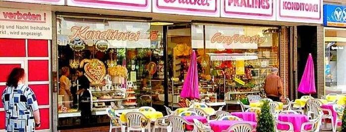 Konditorei und Café Wiacker is one of 4sqRUHR Herne #4sqCities.