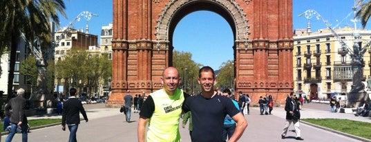 Arco del Triunfo is one of 101 llocs a veure a Barcelona abans de morir.
