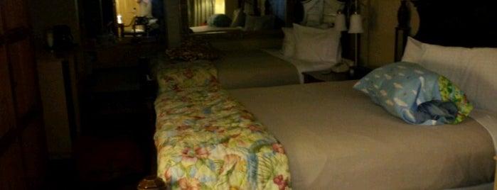 Travelodge Inn & Suites by Wyndham is one of Tempat yang Disukai Paula.