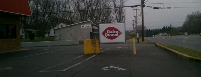 Dairy Queen is one of United States.