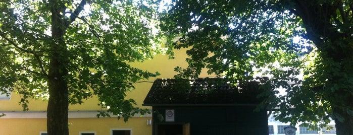 Gasthof zur Post is one of สถานที่ที่ Gerda ถูกใจ.