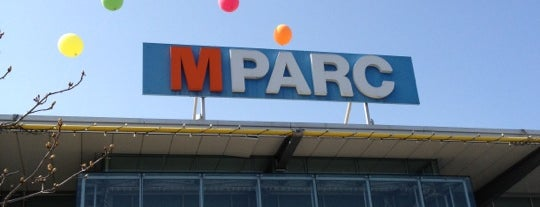 M-Parc is one of Shopping.