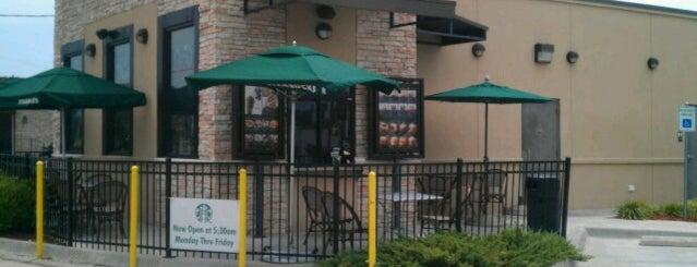 Starbucks is one of Lugares favoritos de Sherri.