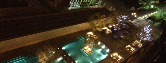 Hotel La Suite Kobe Harborland is one of swiiitch'in Kaydettiği Mekanlar.