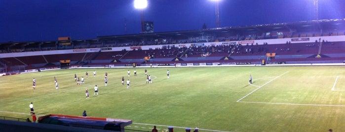 Estadio 3 de Marzo is one of Guadalajara, MX.