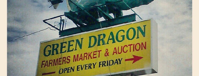 Green Dragon Market is one of Markets.