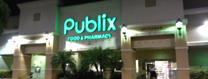 Publix is one of สถานที่ที่ AKB ถูกใจ.