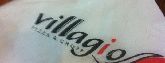 Pizzaria Villagio is one of Tuba'nın Beğendiği Mekanlar.