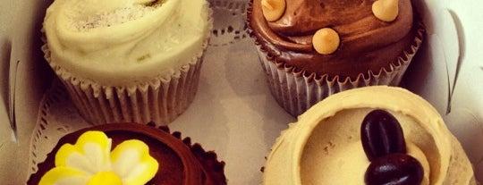 Primrose Bakery is one of London Munchies Vol.5.