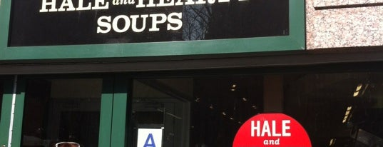 Hale & Hearty is one of NYC.