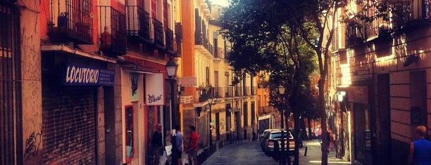La Realidad is one of Madrid.