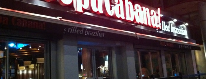 Copacabana Brazilian Steakhouse is one of Posti salvati di Sara.