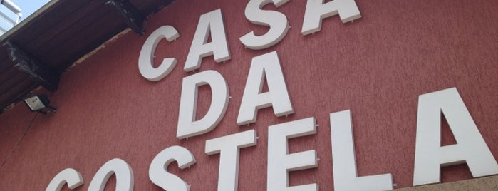 Casa da Costela is one of Gustavo Albertoさんのお気に入りスポット.