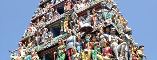 Sri Mariamman Temple is one of To-Do in Singapore.