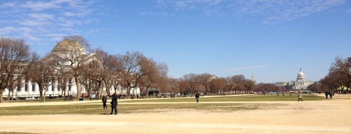 National Mall is one of Must See DC!.