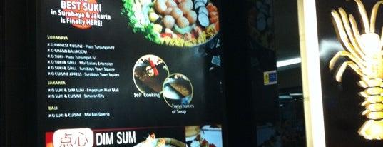 X.O Suki is one of Medan culinary spot.