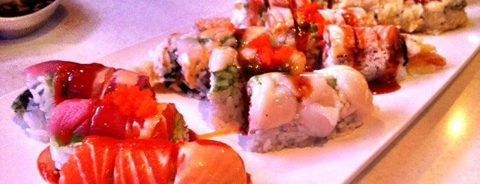 Arigato Sushi is one of Jenn : понравившиеся места.
