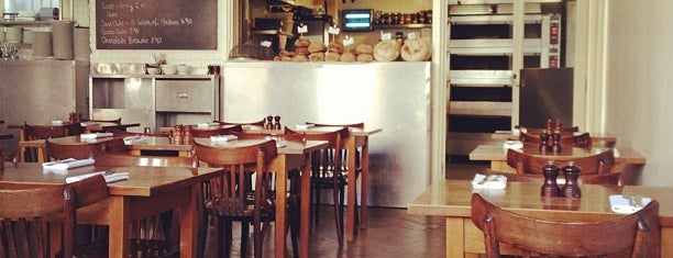 St. John Bread and Wine is one of AOK Eats // London.