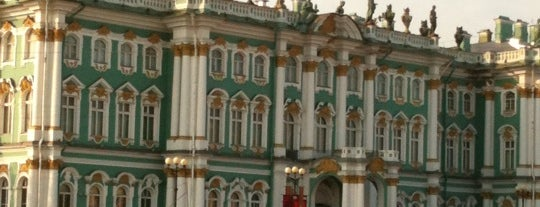 Palace Square is one of St Petersburg.