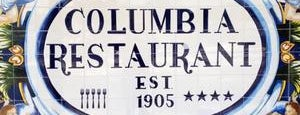 The Columbia Restaurant is one of Blondie's favorite dating spots.