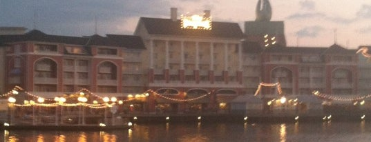 Disney's BoardWalk is one of #WDW Fave Spots.