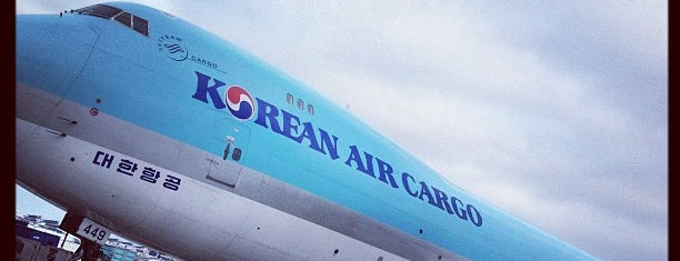 Korean Air Cargo Terminal - LAX is one of Lieux qui ont plu à Oscar.