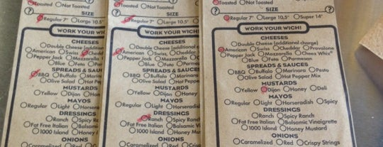Which Wich? Superior Sandwiches is one of New Places to Eat.