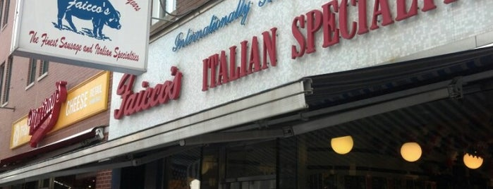 Faicco's Italian Specialties is one of NYC 🗽.