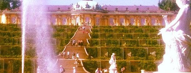 Park Sanssouci is one of Schöne Orte.