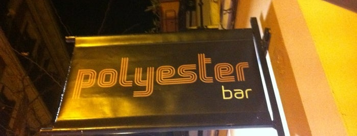 Polyester Bar is one of Madrid: Pub's, Terrazas, Cocktail's.