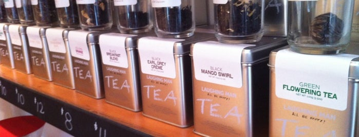 Laughing Man Coffee & Tea is one of The Best of TriBeCa.