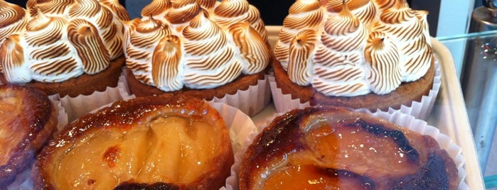 Europan Bakery Cafe is one of Lugares favoritos de Ayin.